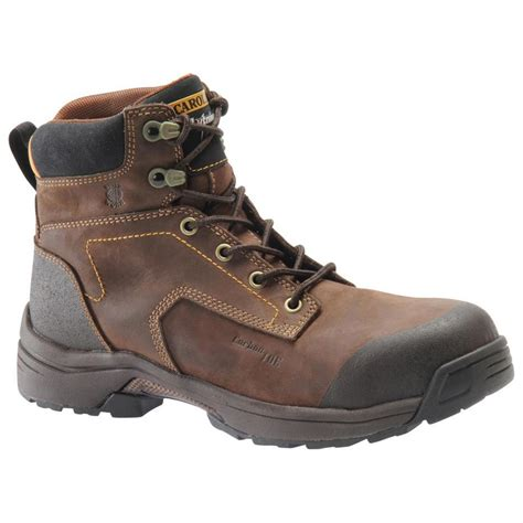 mens composite toe work boots s carolina 174 6 quot lightweight esd composite toe work