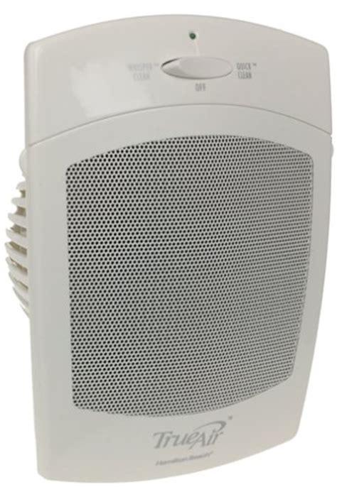 hamilton trueair room odor eliminator hamilton 04271r trueair mount odor eliminator air purifier reviews