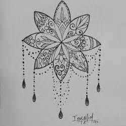 Upside Down Chandelier Mais De 1000 Ideias Sobre Tatuagem Mandala No Pinterest