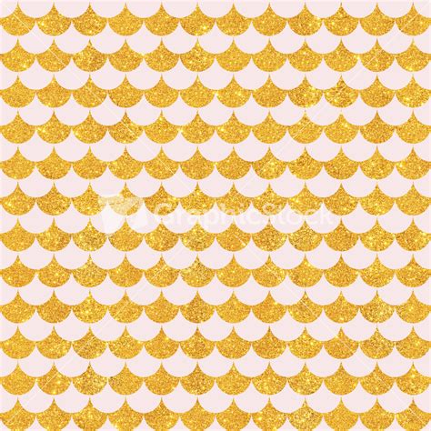 light pink and gold light pink and gold glitter scales pattern