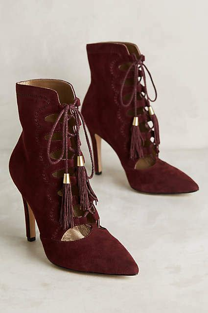 cynthia vincent harp boots anthropologie shoes