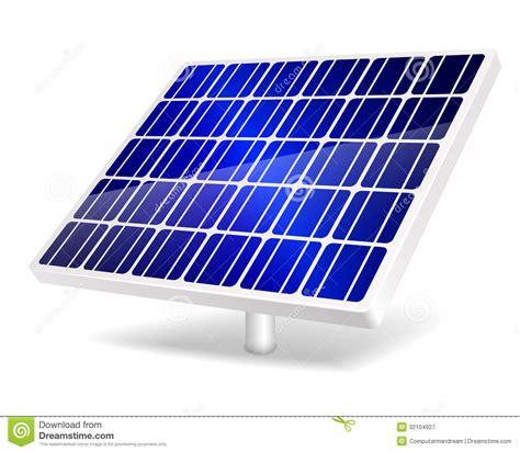 solar panels clipart solar panel icon royalty free stock photography image