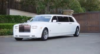 Rolls Royce Limo Rolls Royce Phantom Limousine Photos News Reviews