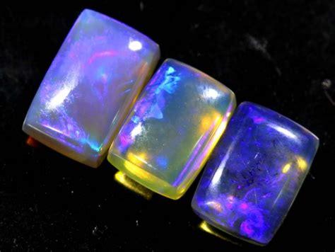 Opal 3 25 Cts 3 25 cts opal polished parcel 3pcs tbo 6812