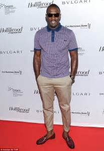 Idris Elba Shower by Idris Elba Opens Up About His Destitute Past As A New York