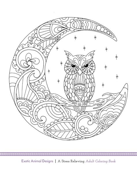 printable owl moon pin by brandy huddleston ray on coloring pages pinterest