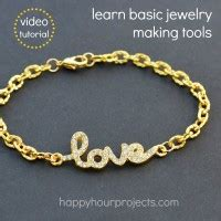 basic jewelry tools bracelets archives page 20 of 38 happy hour projects