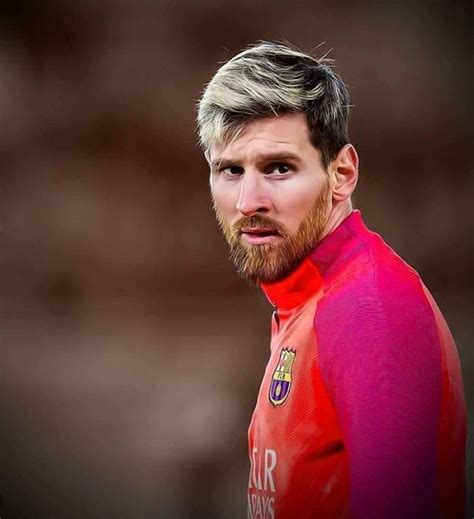 Messi New Hairstyle by Messi Haircut Images The Best Hair Of 2017