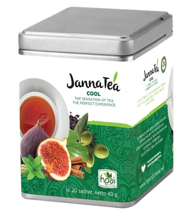 Janna Tea Cold Teh Herbal Dietgemuk janna tea cool hpai janna tea surabaya sidoarjo gresik