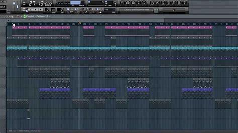 tutorial fl studio 11 pdf fl studio 11 tutorial how to make a kwaito beat on fl