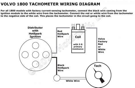 vdo tachometer wiring diagram coil hour meter wiring