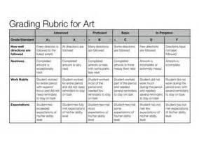 10 best images about art assessments rubrics on pinterest