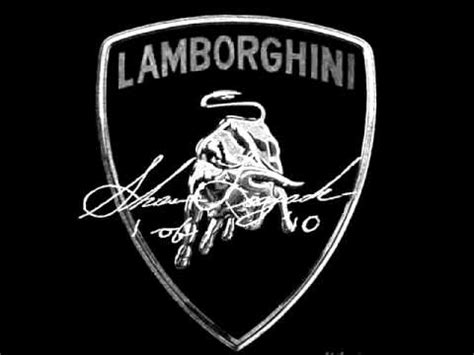 lamborghini logo black and white lamborghini logo hand engraving by artist shawn lisjack