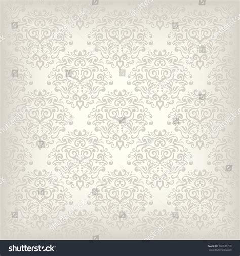 pattern elegant illustrator wedding seamless pattern wallpaper elegant stock vector