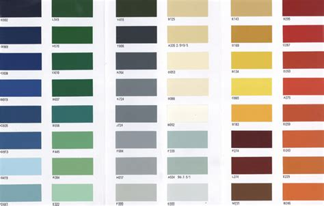 interior color shade card ideas رنگ جوتن solid colour shade card solid colour shade card
