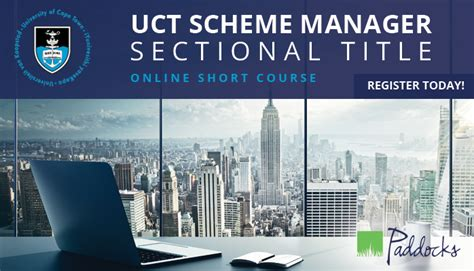 sectional title management rules paddocks specialist sectional title training