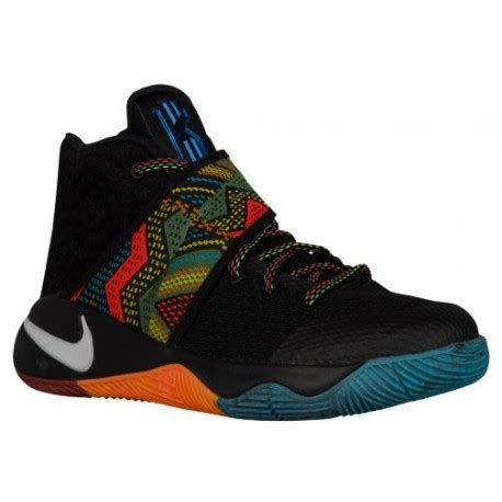school basketball shoes for sale multi color nike shoes nike kyrie 2 boys grade school