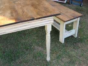 island zinc top work table