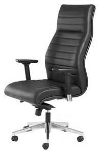 beau fauteuil de direction noir ergonomique bueil