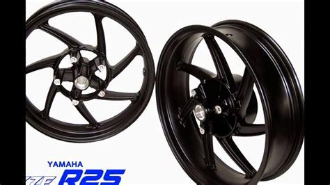 Pengganjal Roda Wheel Stopper chemco motorcycle cast wheel velg roda motor