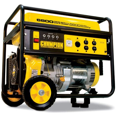 chion power equipment carb compliant 6 800 watt