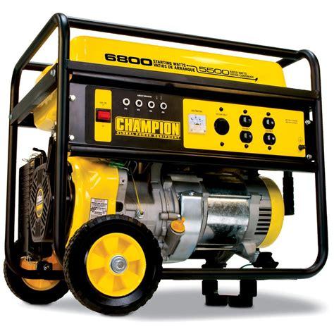 chion power equipment carb compliant 6 800 watt