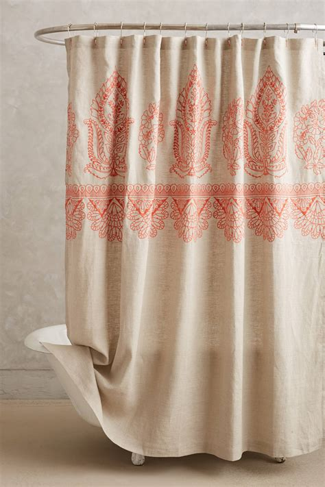 Coral And Grey Curtains » Home Design 2017