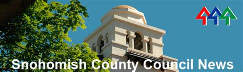 Snohomish County Marriage License Records News From Snohomish County Council