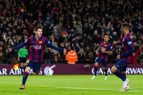 barcelona bleacher report copa del rey 2016 semifinal prediksi barcelona vs