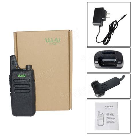For Wln Walkie Talkie Two Way Radio 1 wln kd c1 mini uhf 400 470 mhz handheld transceiver two way ham radio hf communicator walkie