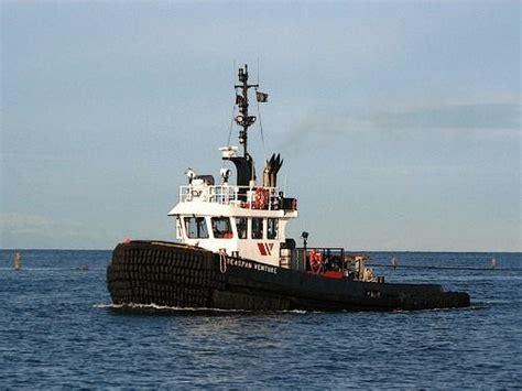 tugboat ventures the tug seaspan venture based in vancouver british