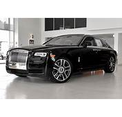 2017 Rolls Royce Ghost  News Reviews Msrp Ratings With