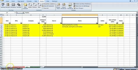Lead Tracking Spreadsheet by Real Estate Lead Tracking Spreadsheet Laobingkaisuo