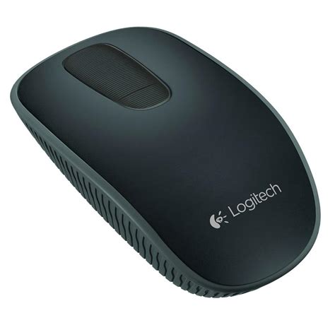 best wireless touch mouse logitech zone touch mouse t400 review rating pcmag