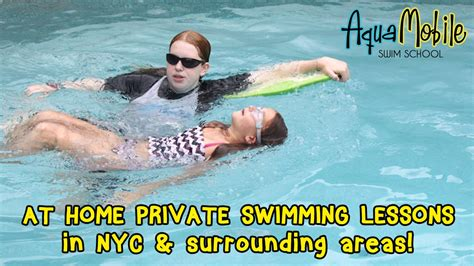 nyc new york at home swimming lessons