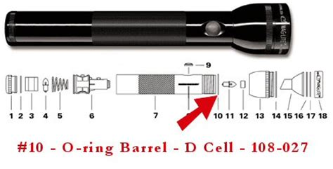 maglite parts diagram related keywords suggestions for maglite flashlight parts