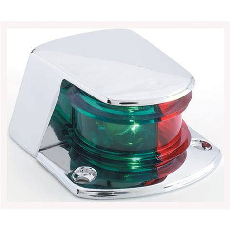 boat lights bow attwood 174 combination bow light 104773 boat lighting at