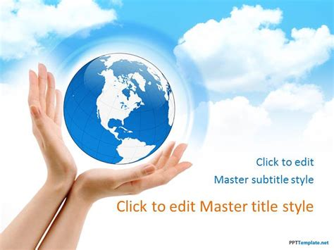 free environmental powerpoint templates free environment ppt templates ppt template
