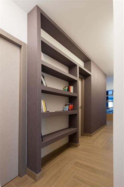 librerie in cartongesso foto libreria per sottotetto librerie in cartongesso foto