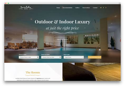hotel themes for wordpress free download top travel wordpress themes for hotel reservation