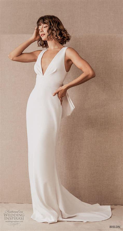 bhldn spring  wedding dresses wedding inspirasi