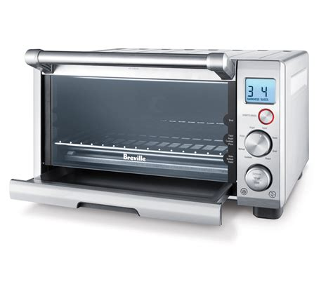 Compact Toaster Oven Breville Compact Smart Toaster Oven Bellabogo