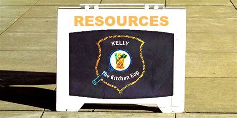 The Kitchen Kop by Real Food Shopping