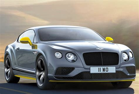 bentley continental 2017 bentley continental 2017 changes from exterior and