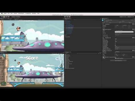 unity engine tutorial 2d unity2d engine tutorial 08 13 rigidbody 2d game