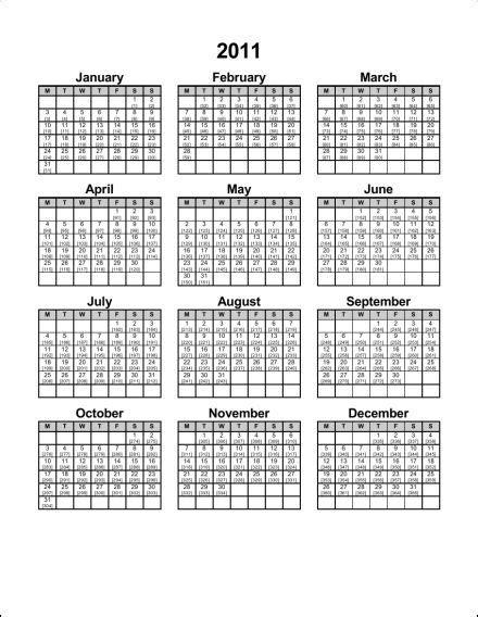 Julian Calendar Template | Search Results For 2011 Julian Calendar Printable Arsip Tembi Net
