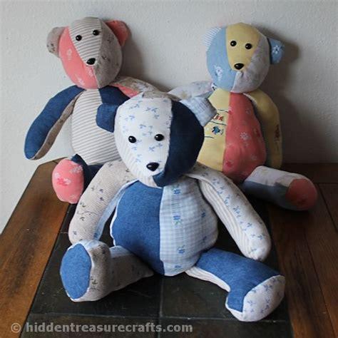 how to make a memory bear hidden treasure crafts and how to make a memory bear hidden treasure crafts and