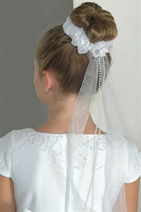 first communion hair dos first communion hairstyles to do it yourself festive