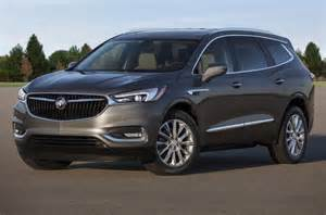 Buick Emclave 2018 Buick Enclave Design Poll Gm Authority