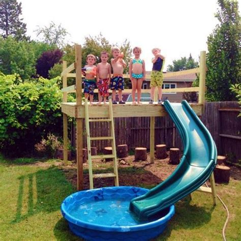 backyard fun pools 20 smart backyard fun and game ideas bored art